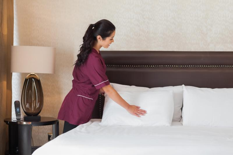 Bed bug mattress liner blog allergy technologies manufacturer of activegua - Uniforme femme de chambre hotel ...